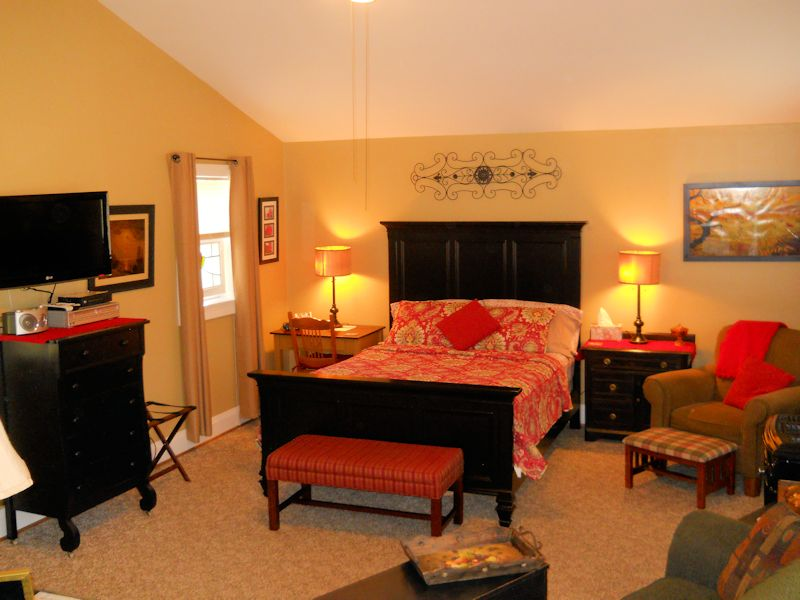 Rosebud Cottage Bedroom