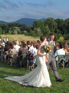 Wedding at Khimaira Farm