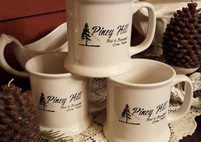 Piney Hill Mugs