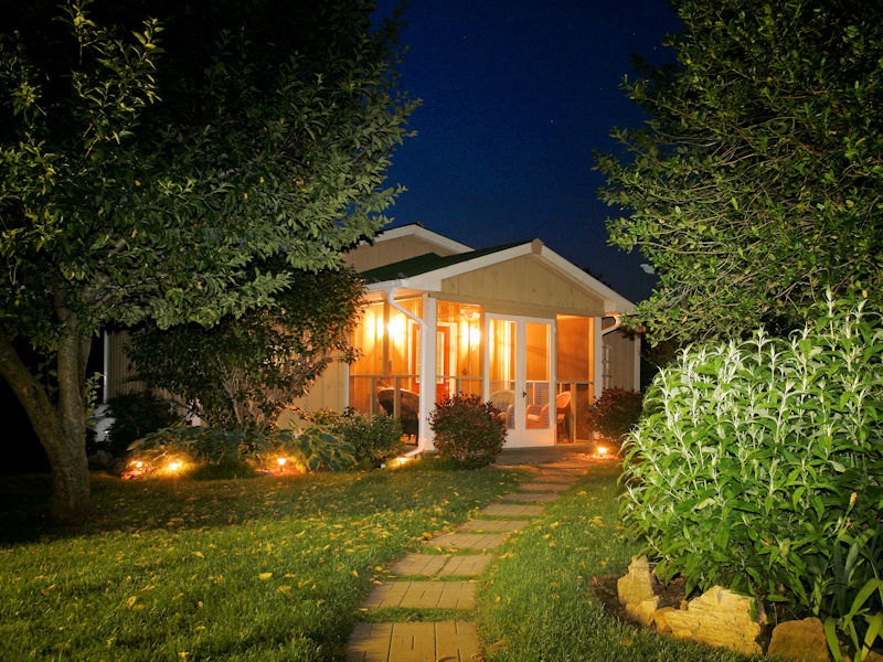 Rosebud Cottage at Piney Hill Bed and Breakfast and Cottages Luray VA