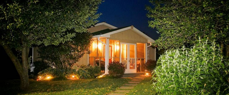 Rosebud Cottage at Piney Hill Bed & Breakfast and Cottages