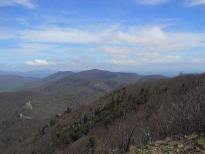 Stony Man Trail Views