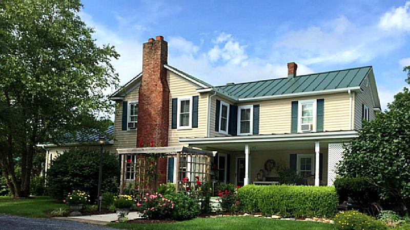 Piney Hill Bed Breakfast And Cottages Luray Va