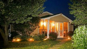 Rosebud Cottage at Piney Hill Bed & Breakfast in Luray, Virginia
